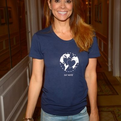 Brooke Burke Supports Noodle & Boo Circle of Love Campaign