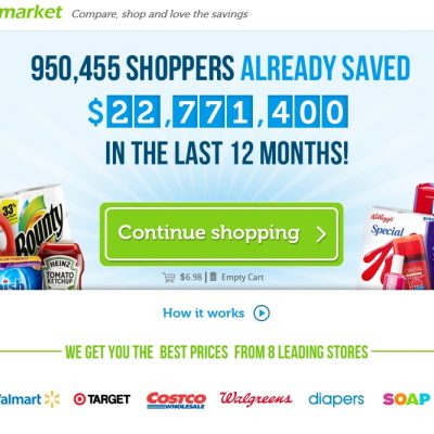 Save Money on Everday Items with mySupermarket