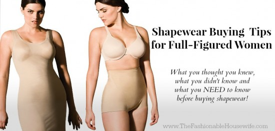 Shapewear Buying Tips for Full Figured Women