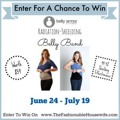 Enter To Win A Belly Armor Belly Band