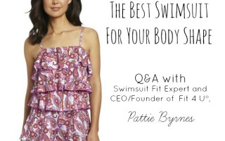 best swimsuit for your body shape