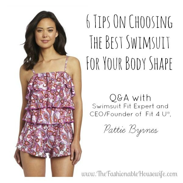 6 Tips On Choosing The Best Swimsuit For Your Body Shape