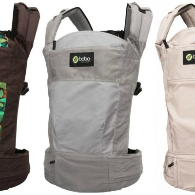 BOBA Baby Carrier Review & Giveaway!
