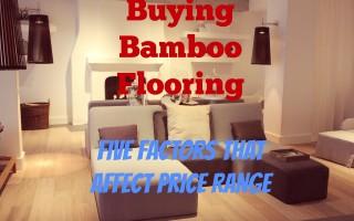 buy bamboo floor