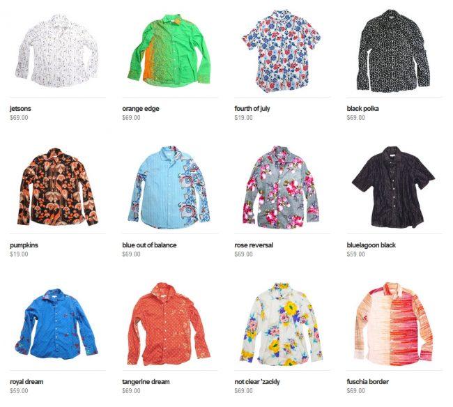 Father's Day Gift Idea: SEAPLANE Men's Fun Shirts
