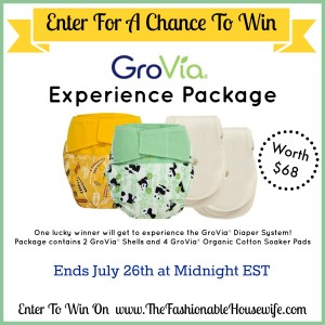 grovia experience package giveaway
