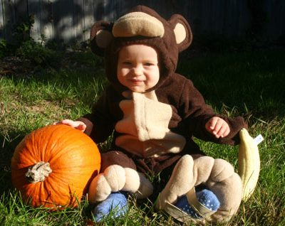 Making Your Baby's First Halloween Fun for You Both