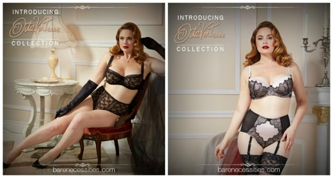 Bare Necessities Introduces Dita Von Teese Signature Lingerie Collection