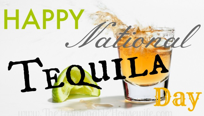happy tequila day