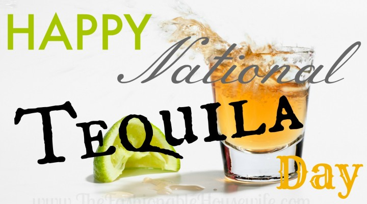 One Tequila, Two Tequila…