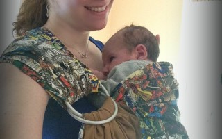 marvel avengers ring sling