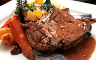 steak bohemia