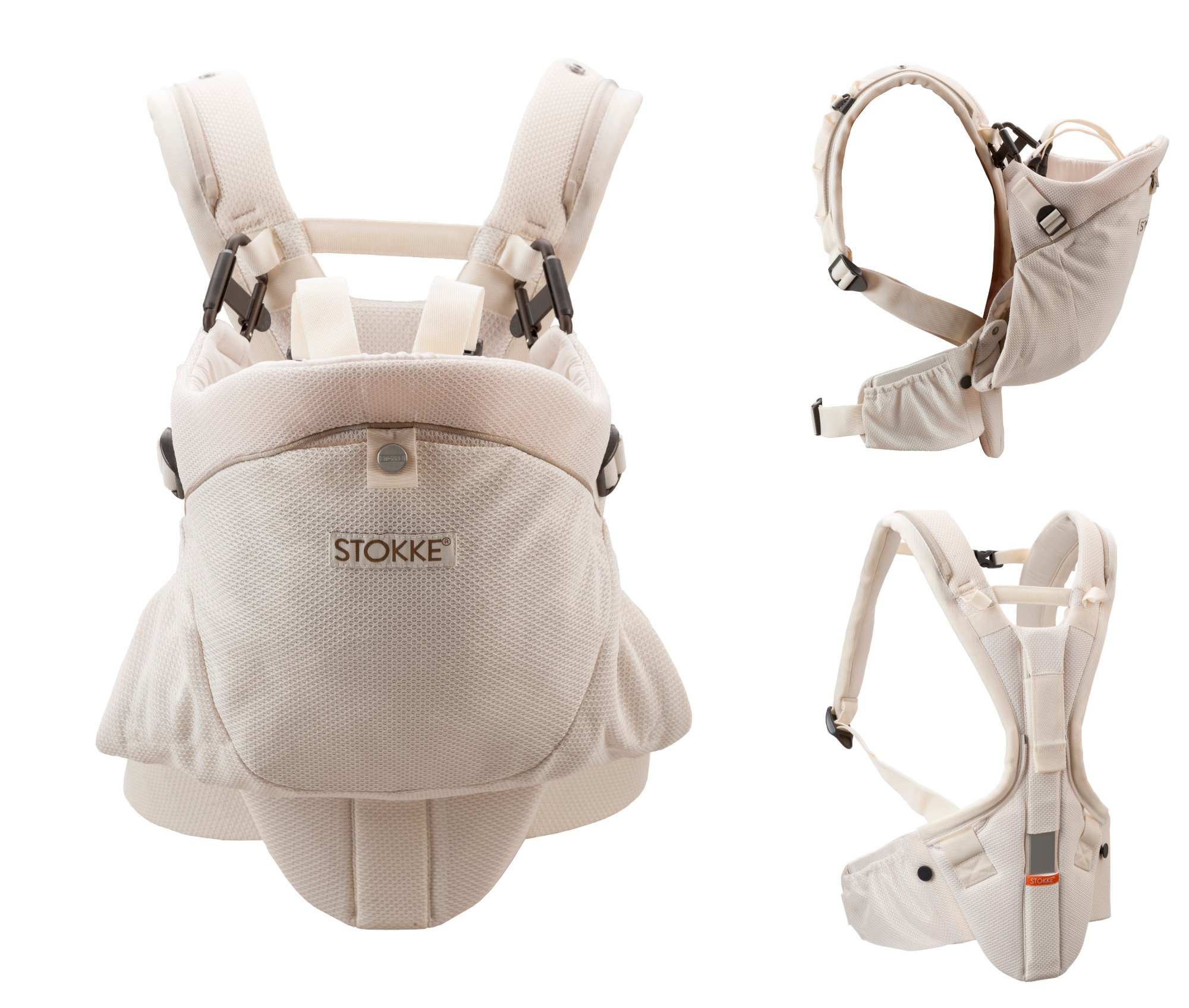 ca8b6d709af Today s Outfit  Stokke MyCarrier Cool Baby Carrier - The Fashionable ...