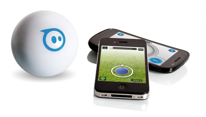 Back To School Must-Haves: Sphero 2.0 Robotic Ball