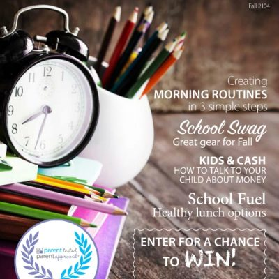 PTPA Back To School Must-Haves & Giveaway!