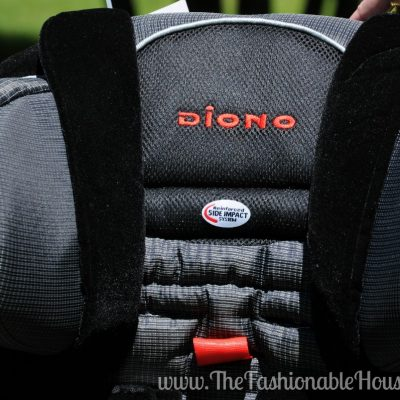 Safety And Comfort with Diono Radian RXT