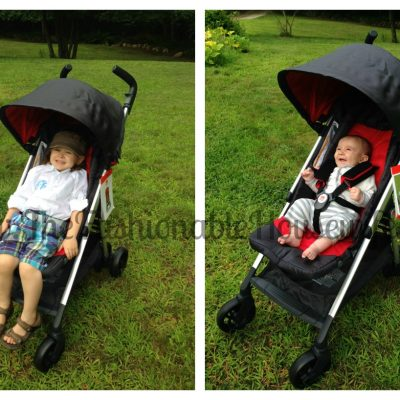 GB Zuzu Stroller for Moms On The Go