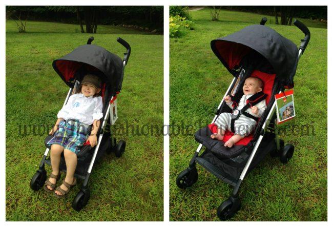 GB Zuzu Stroller for Moms On The Go
