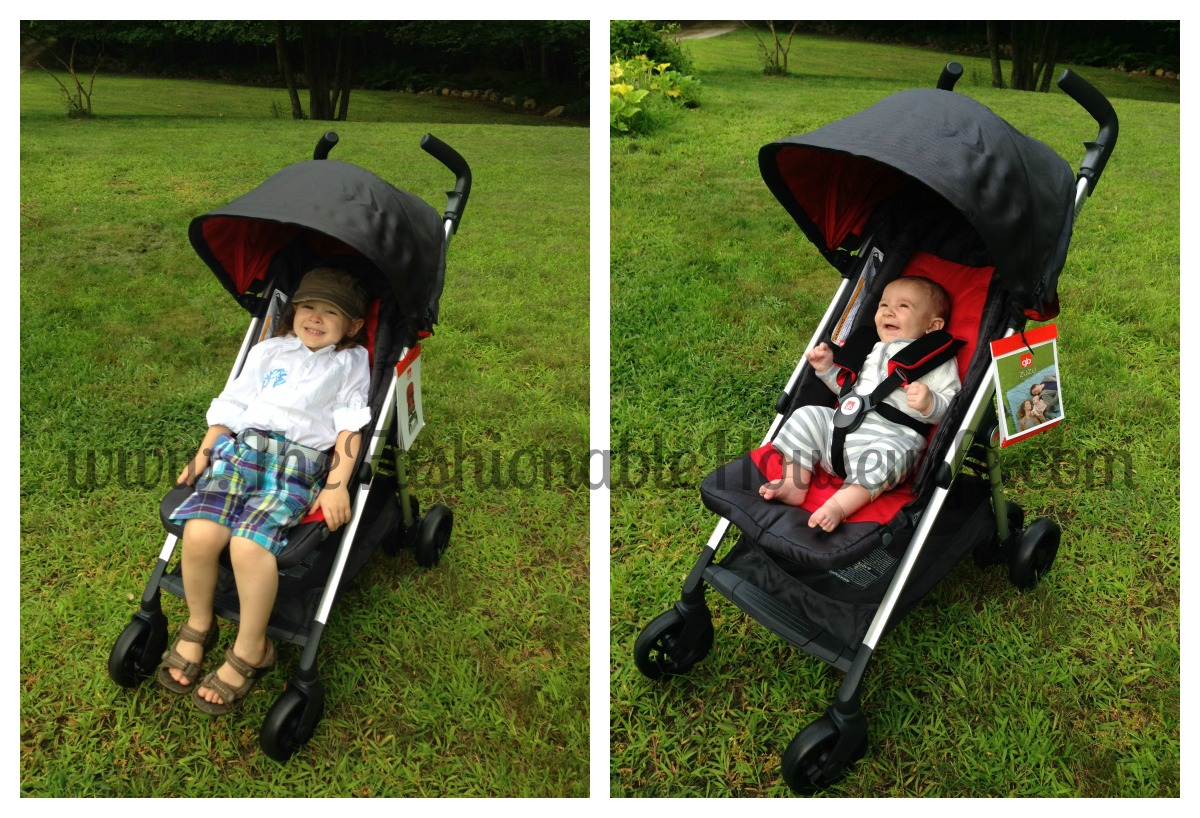 GB Zuzu Stroller for Moms On The Go - The Fashionable Housewife