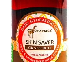 Obsessed with Grapefruit Shea Butter Body Oil