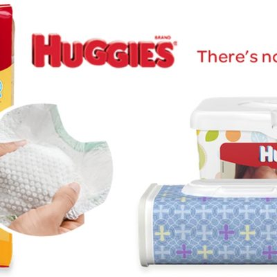 Win a YEAR'S SUPPLY of Huggies Little Snugglers Diapers!