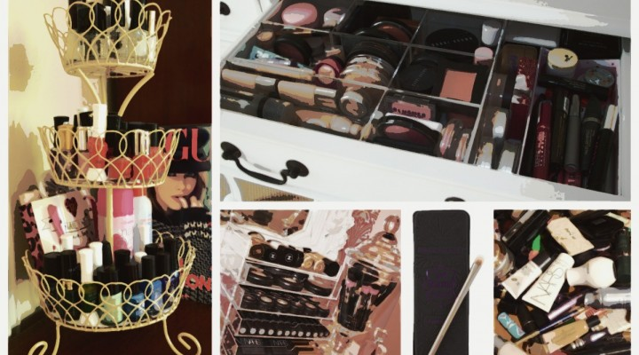 Ideas and Hacks For Storing Your Makeup and Beauty Products