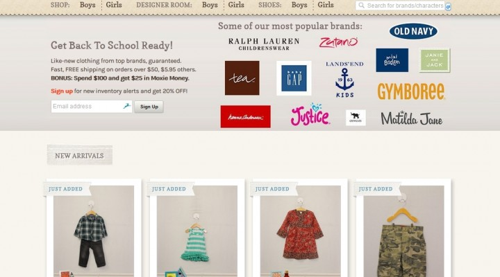 Do All Your Back To School Shopping at Moxie Jean!