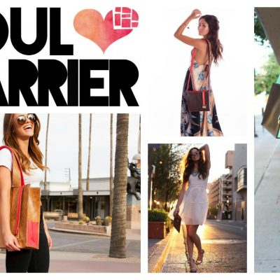 Soul Carrier; Not just another handbag brand…