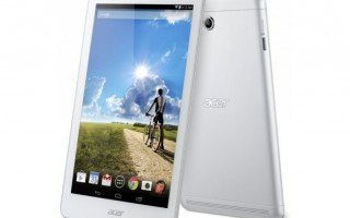 Acer Iconia Tab 8 With Android KitKat