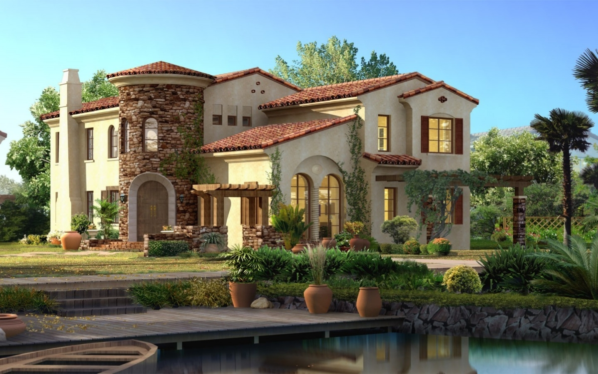 Dream House Wide
