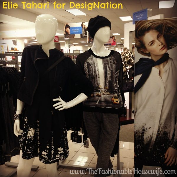 kohls elie tahari for designation