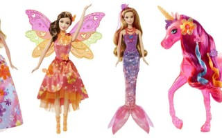 matel secret door barbie dolls