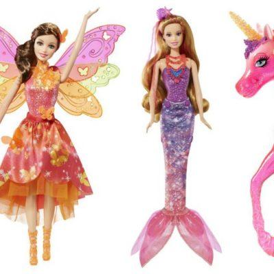 Must-Have: Barbie And The Secret Door DVD