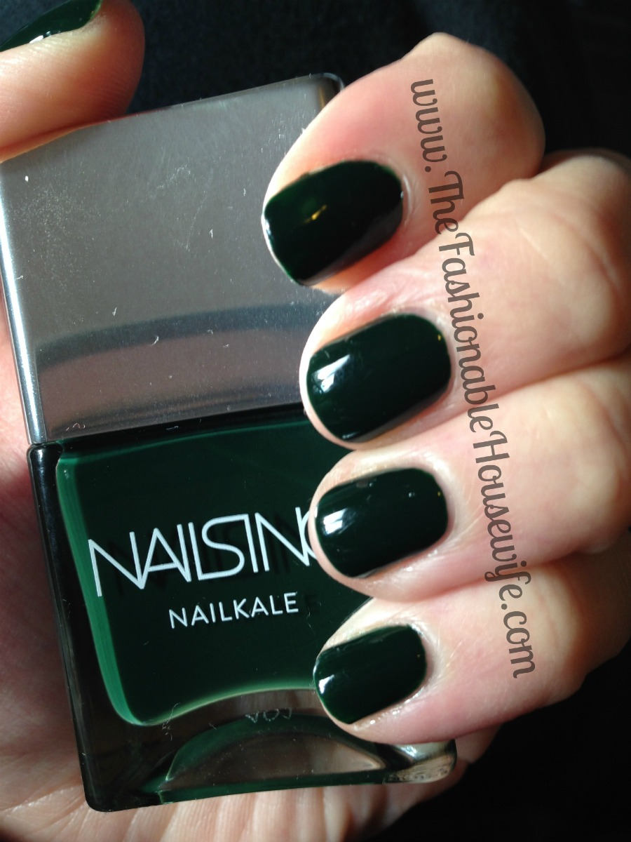 Ready To Put Some Kale On Your Nails? - The Fashionable Housewife
