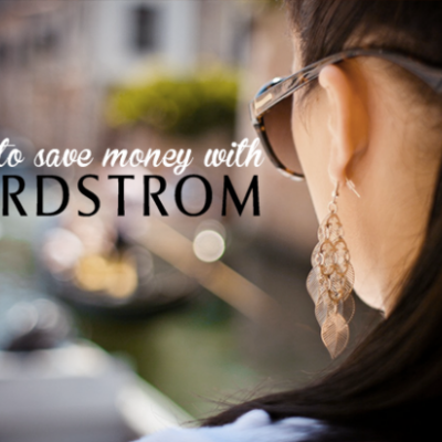 How to Get the Best Deals At Nordstrom