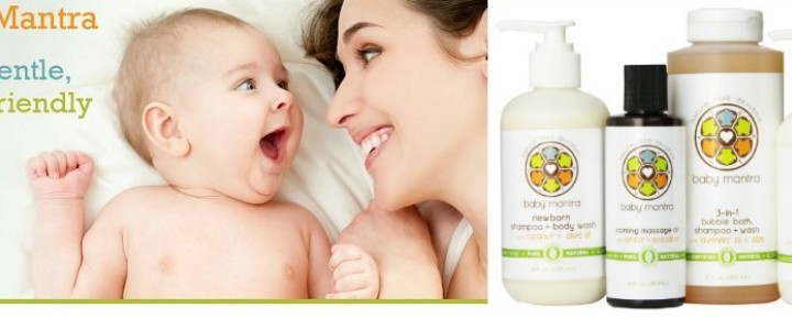Natural Skin Care Products From Baby Mantra