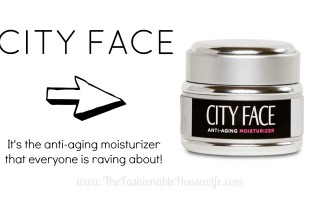 Prepare Your Skin For Winter With City Face Anti-Aging Moisturizer