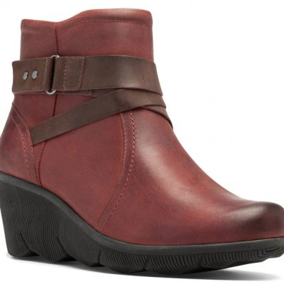 Fall Fashion: Cobb Hill REVhex Ankle Booties