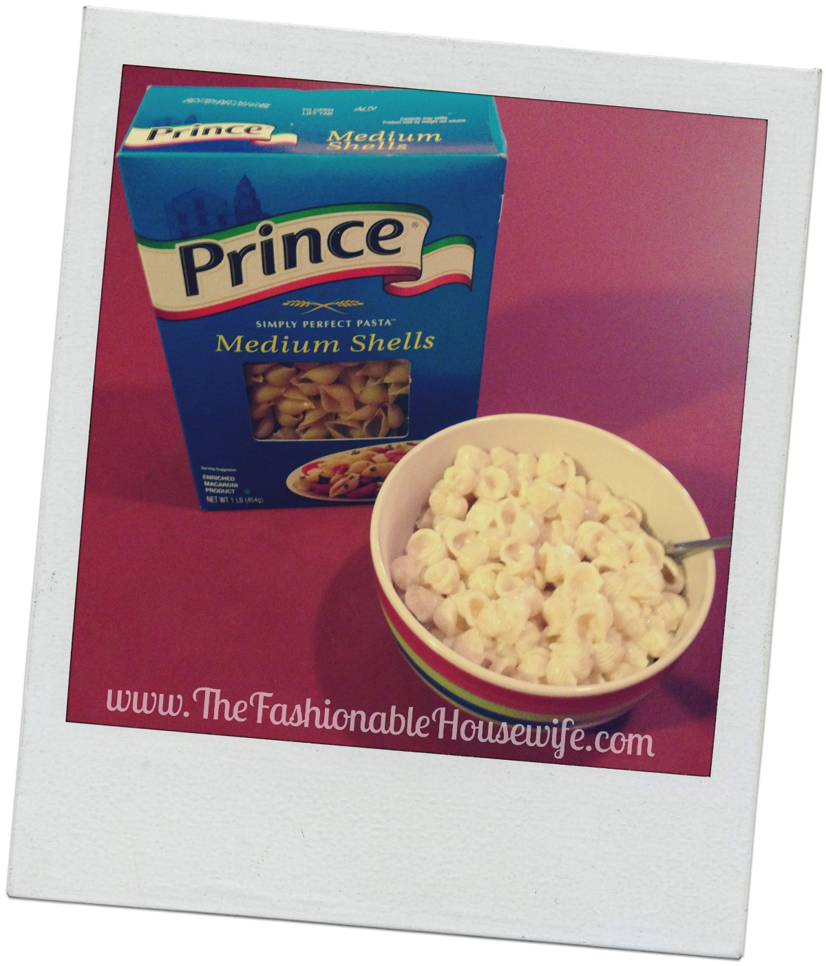 wednesday is prince spaghetti day the fashionable housewife