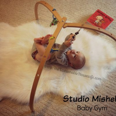 Baby Nursery Must-Have: Wooden Baby Gym