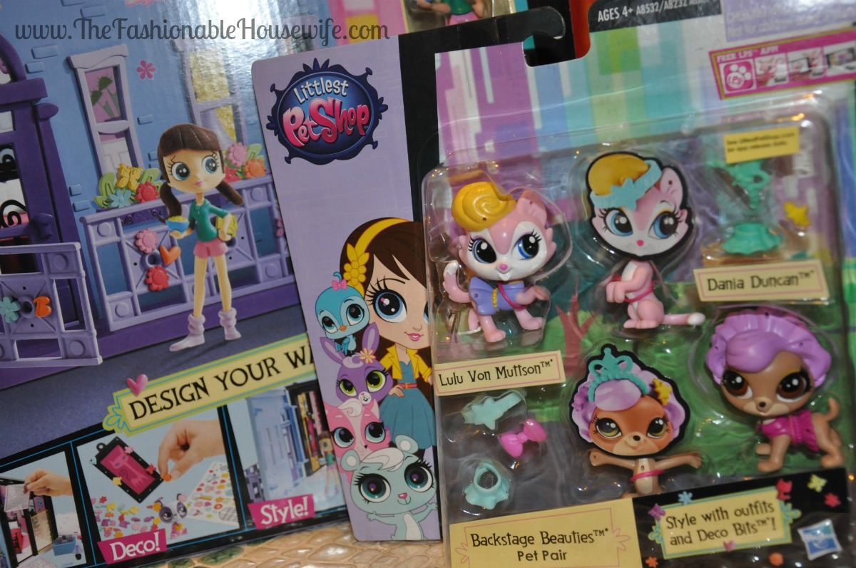 Be Who You Wanna With Littlest Pet Shop Sets