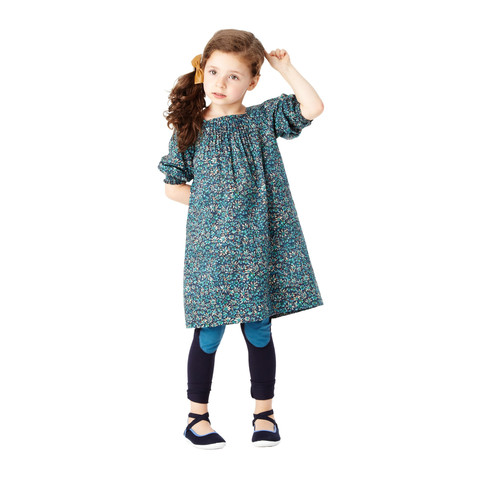All-In-One Versatile Smock Dress from SMOKKS