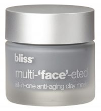 bliss clay mask