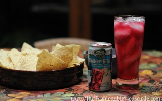 Mexican Dinner Party featuring Bud Light Lime Cran-Brrr-Ritas