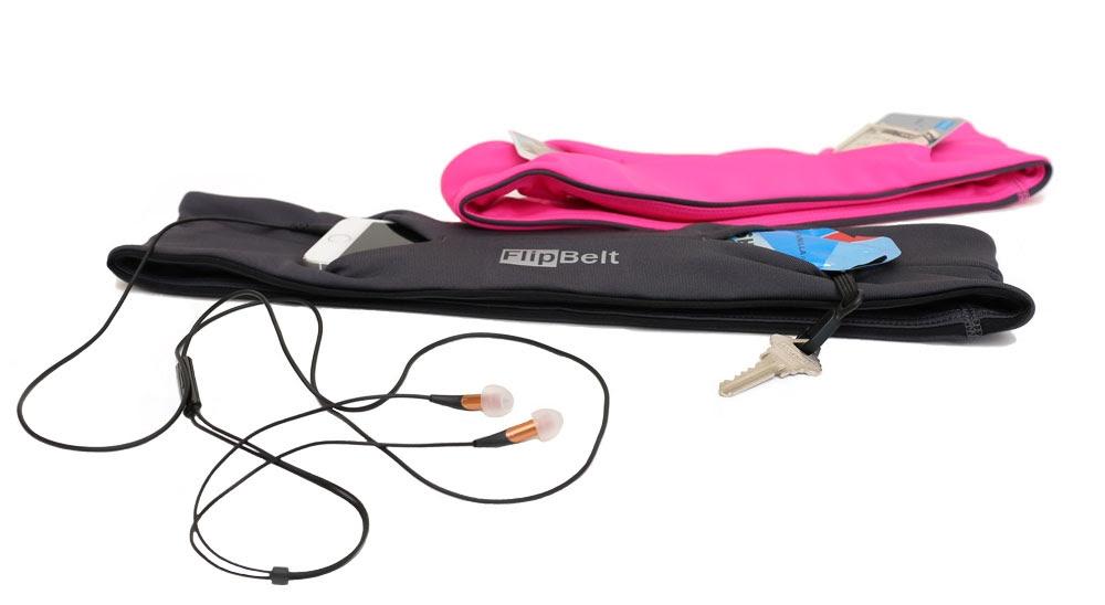 flip belt with phone
