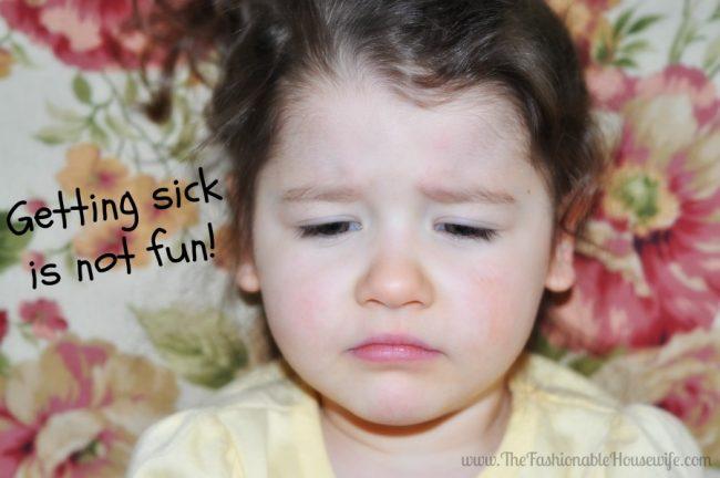 getting sick sucks