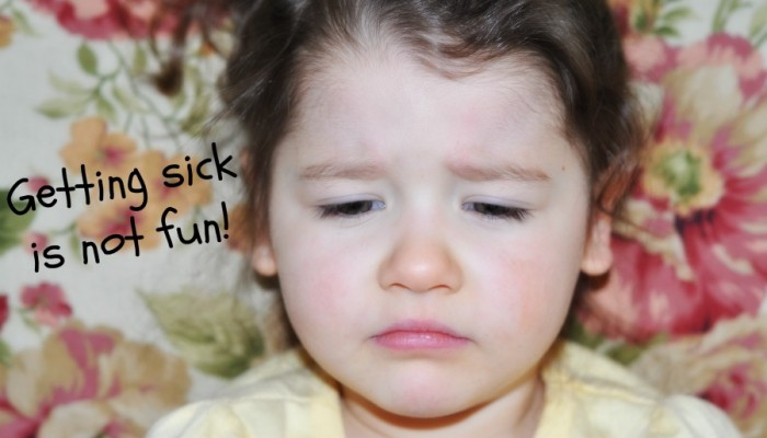 What To Do When Sickness Hits Your House! #SickJustGotReal