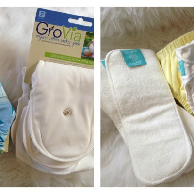 Charlie Banana vs GroVia Cloth Diapers