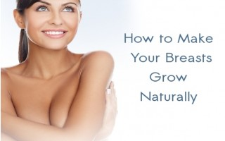 grow breasts