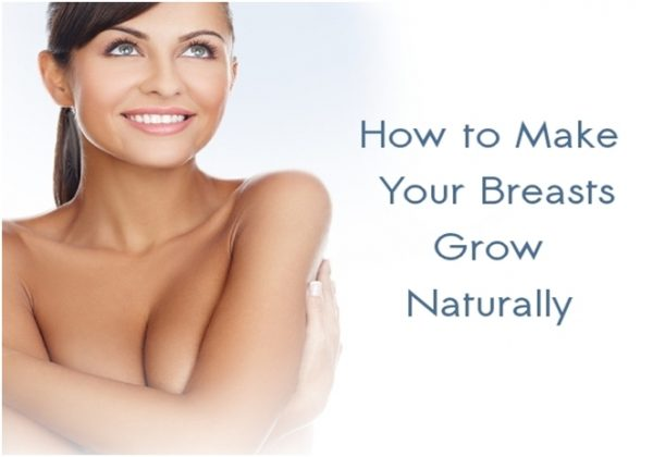 What vitamins make your breast grow